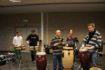 Groovy Drumband Workshop in België