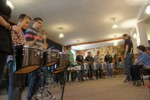 Marching Percussion Workshop in Polen