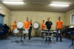 Marching Percussion Workshop in Italië