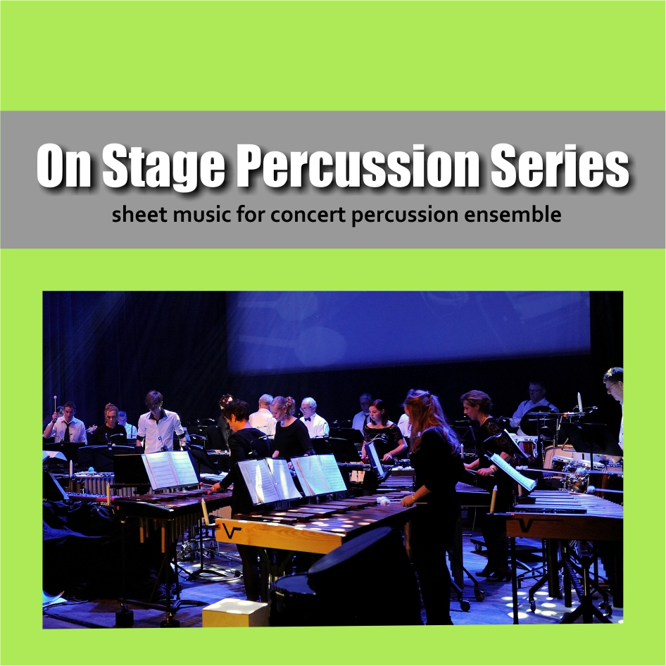 On Stage Percussion Series | Show & Marching Music