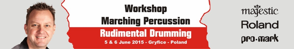 Marching Percussion Workshop Polen