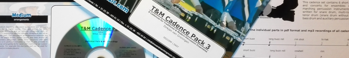 T&M Cadence Packs