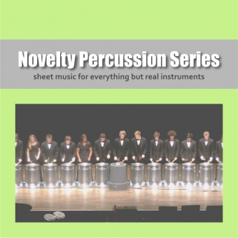 Novelty Percussion Series