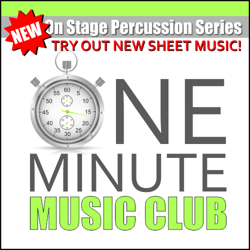 One Minute Music Club | Try sheet music before you buy!