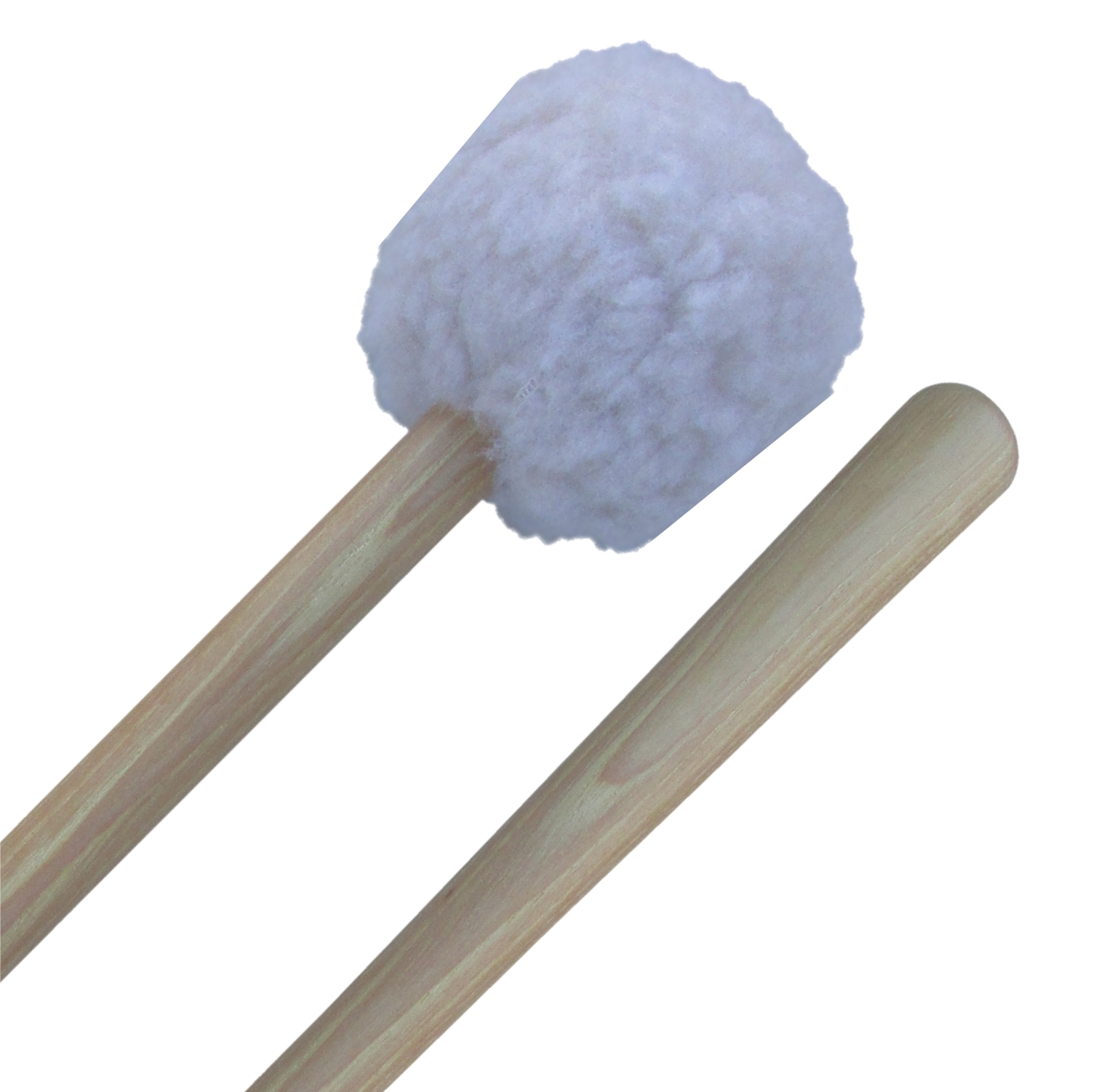 Puffy marching bass drum mallets (XL)