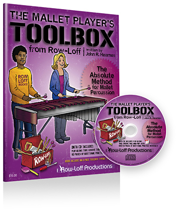 The Mallet Player\'s Toolbox + CD ROM