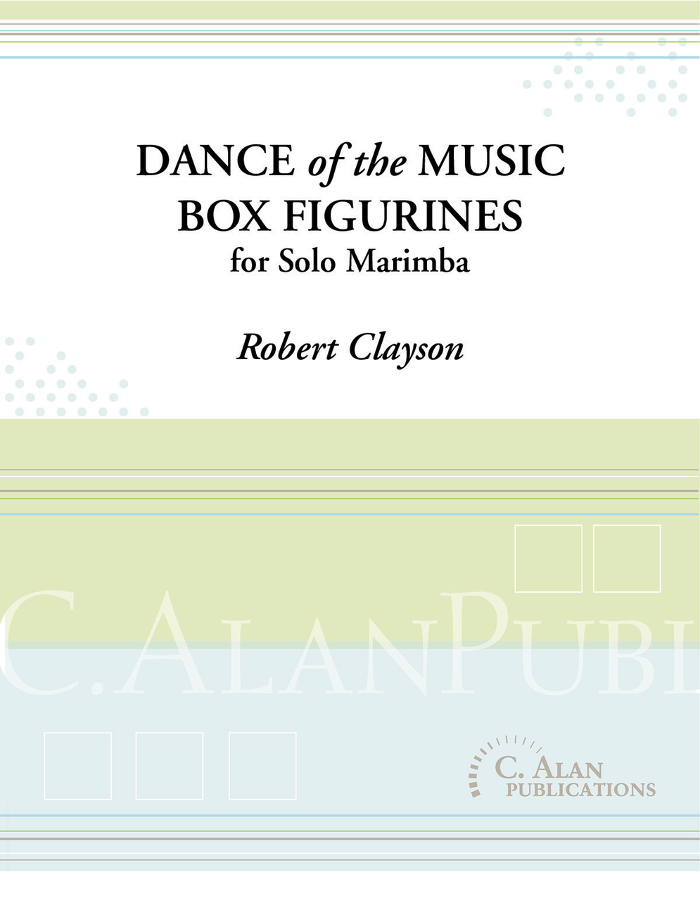 Dance of the Music Box Figurines