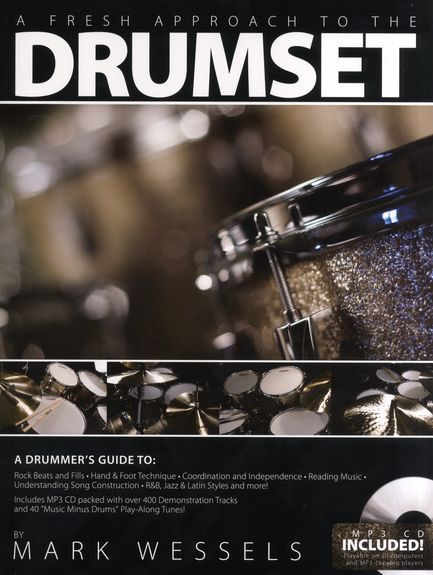 A Fresh Approach to the Drumset + CD