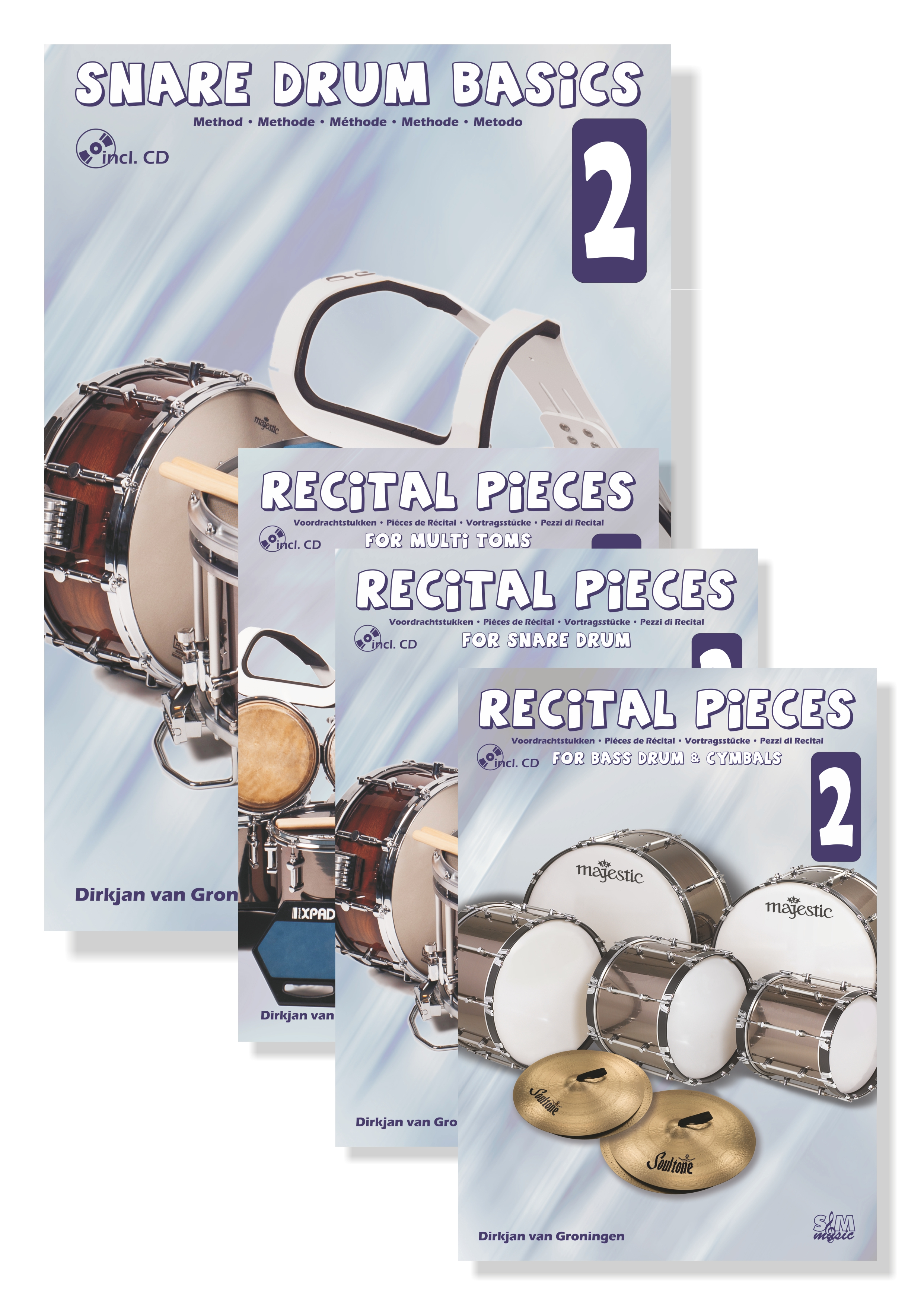 Snare Drum Basics 2 Complete