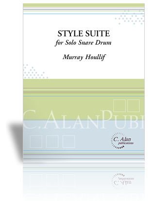 | Style Suite for Solo Snare Drum