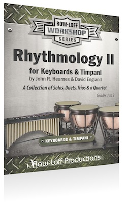 Rhythmology II for Keyboards and Timpani