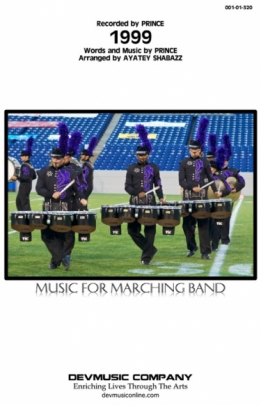 Marching Band Bladmuziek | Show & Marching Muisc