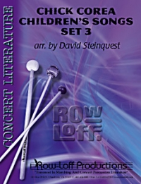 Chick Corea Children's Songs Set 3