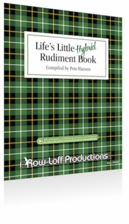 Life's Little Hybrid Rudiment Book