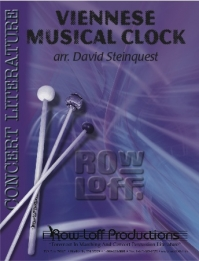Viennese Musical Clock