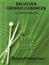 DeLucia's Groove Cadences w/CD