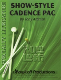 Show-Style Cadence Pac