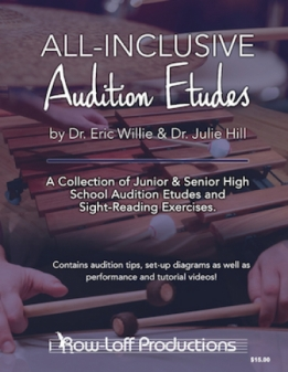 All-Inclusive Audition Etudes