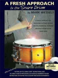 A Fresh Approach to the Snare Drum + CD