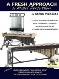 A Fresh Approach To Mallet Percussion + CD
