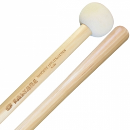 Marching bass drum mallets (S)