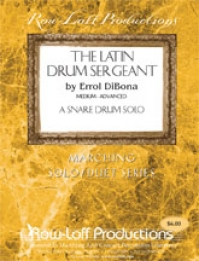 Latin Drum Sergeant, The