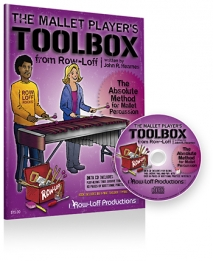 The Mallet Player's Toolbox + CD ROM