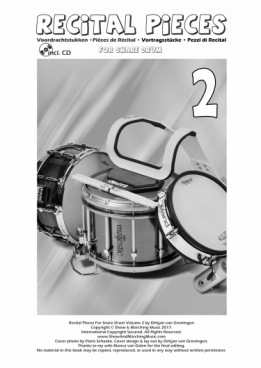 Recital Pieces For Snare Drum 2