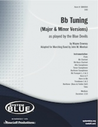 Bb Tuning (Major and Minor Versions)
