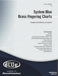 Brass Fingering Charts