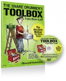The Snare Drummer's Toolbox + DVD