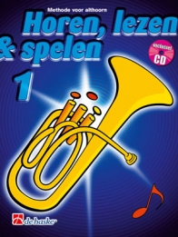 Look, listen & learn 1 - Horn (Eb)