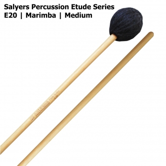Medium Marimba Mallets | Etude Series