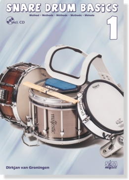 Snare Drum Basics Method 1