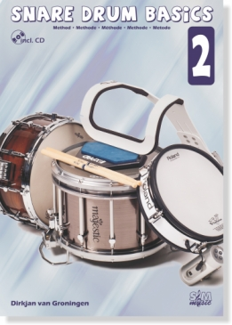 Snare Drum Basics Method 2
