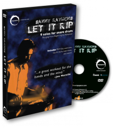 Let It Rip DVD