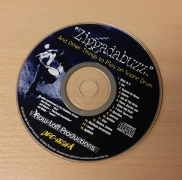 Ziggadabuzz CD Only