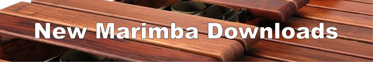 New Marimba Downloads